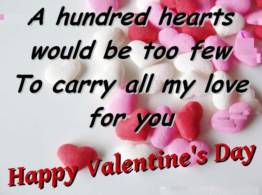 Sweet Valentine S Day Love Quotes For Her With Images Valentine Love Quote