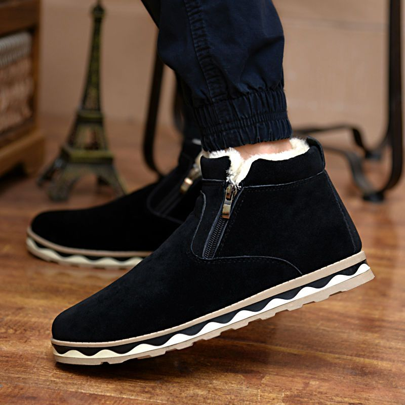 Cheap shoes cowboy boots, Buy Quality shoes high boots directly from China boot shoe horn Suppliers: Hot Men Shoes 2016 Spring Autumn Men Plaid Lining High Top Casual Canvas Shoes Sapatos Man Fashion Buckle Leather Fur Fl