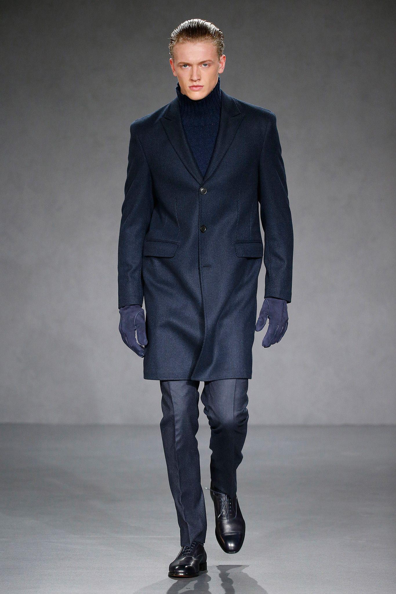 Gieves & Hawkes Fall 2015 Menswear
