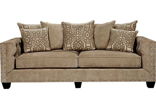 Picture Of Cindy Crawford Home Sidney Road Sofa From Sofas