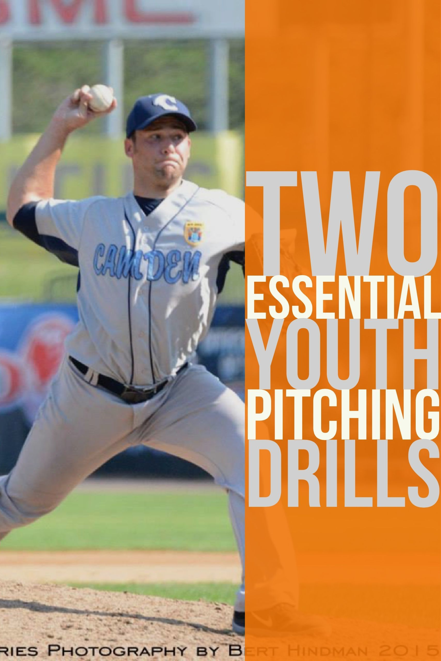 Here are the best pitching drills for young players in