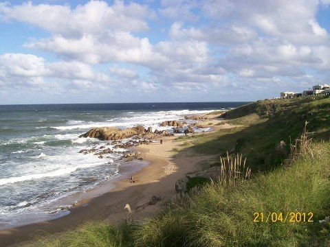 Balneario La Pedrera, Rocha, Uruguay.