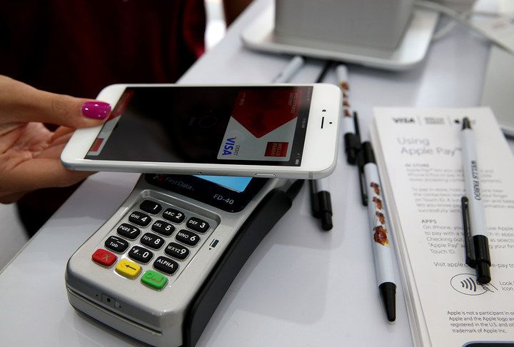 Apple Pay Frees America From The Nightmare Of Scanning
