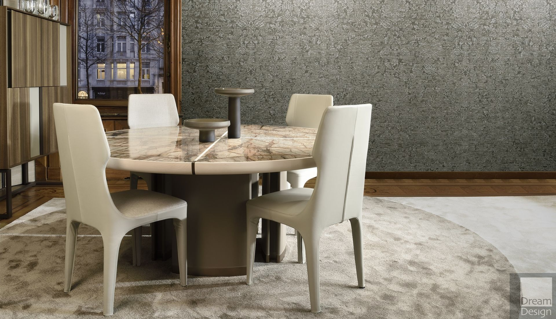 Tiche Chair Furniture design, Luxury furniture