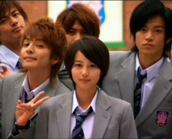 Japanese Drama Hanazakari No Kimitachi E Japanese Movies