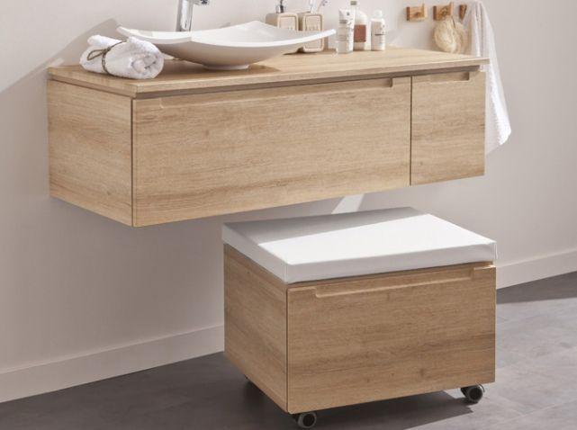 petit meuble salle de bains notre s lection elle d coration meuble sous vasque vasque et. Black Bedroom Furniture Sets. Home Design Ideas