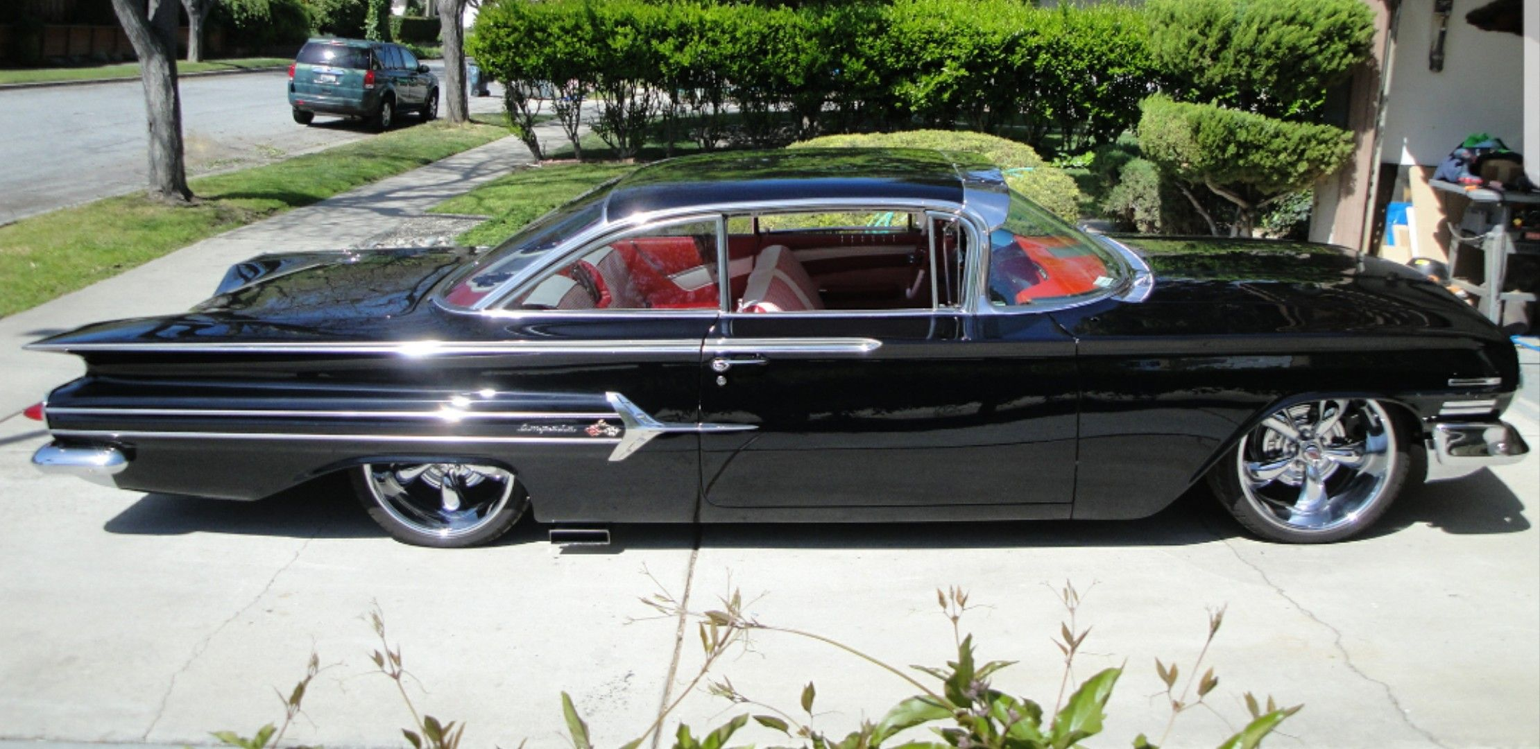 Pin by Mike Camp on 60 impala | Pinterest | Cars, Custom cars and ...