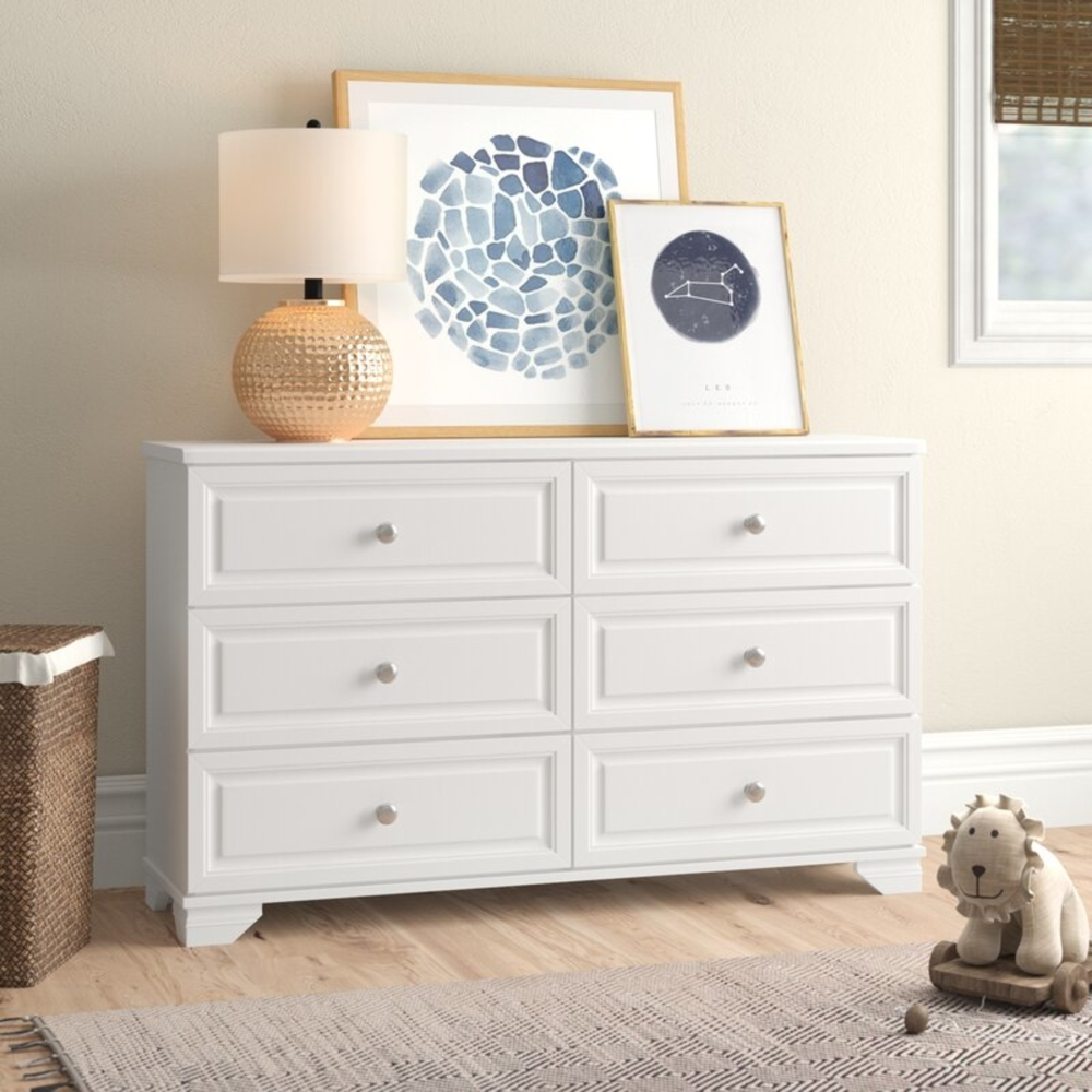 Free 2 Day Shipping Buy South Lake 6 Drawer Double Dresser At Walmart Com Double Dresser Furniture Nursery Furniture Sets [ 1000 x 1000 Pixel ]