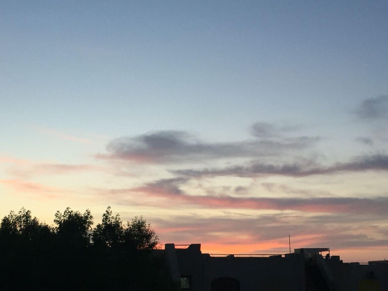 غروب الشمس الساحل الشمالي Sunset North Cost Alexandria Sunset Sky Celestial
