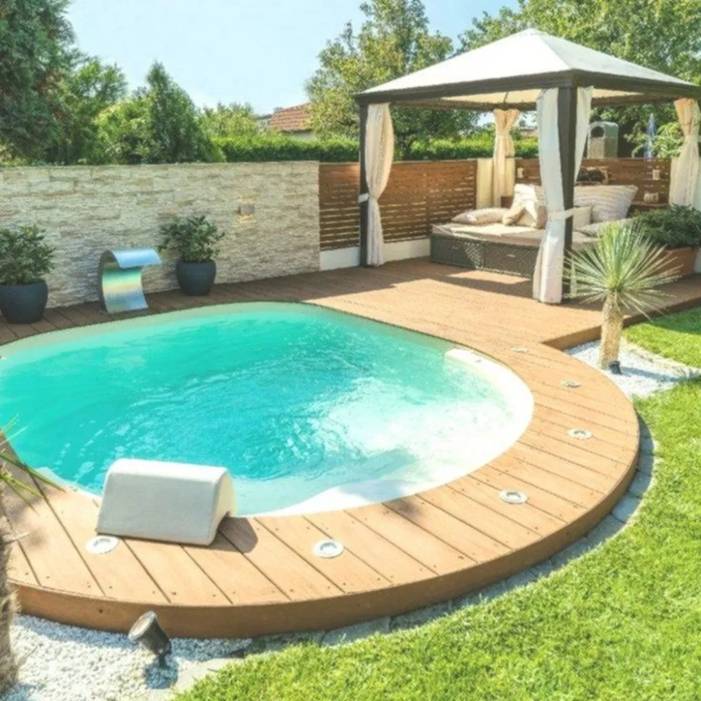 19 How To Design Your Own Backyard Swimming Pool Mistertekno