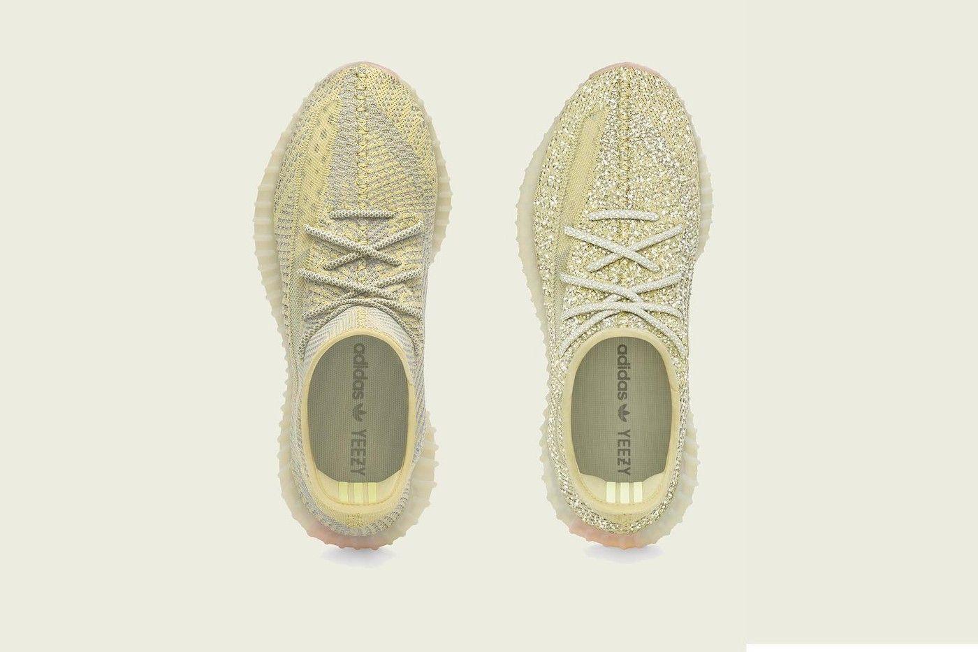841b76f9 YEEZY BOOST 350 V2「Antlia」配色官方圖輯釋出 | Shoes | Yeezy boost ...