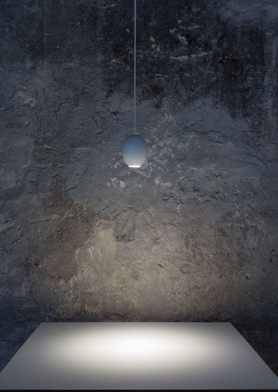 OVO lamp in the N'ORMA project. #davidegroppi