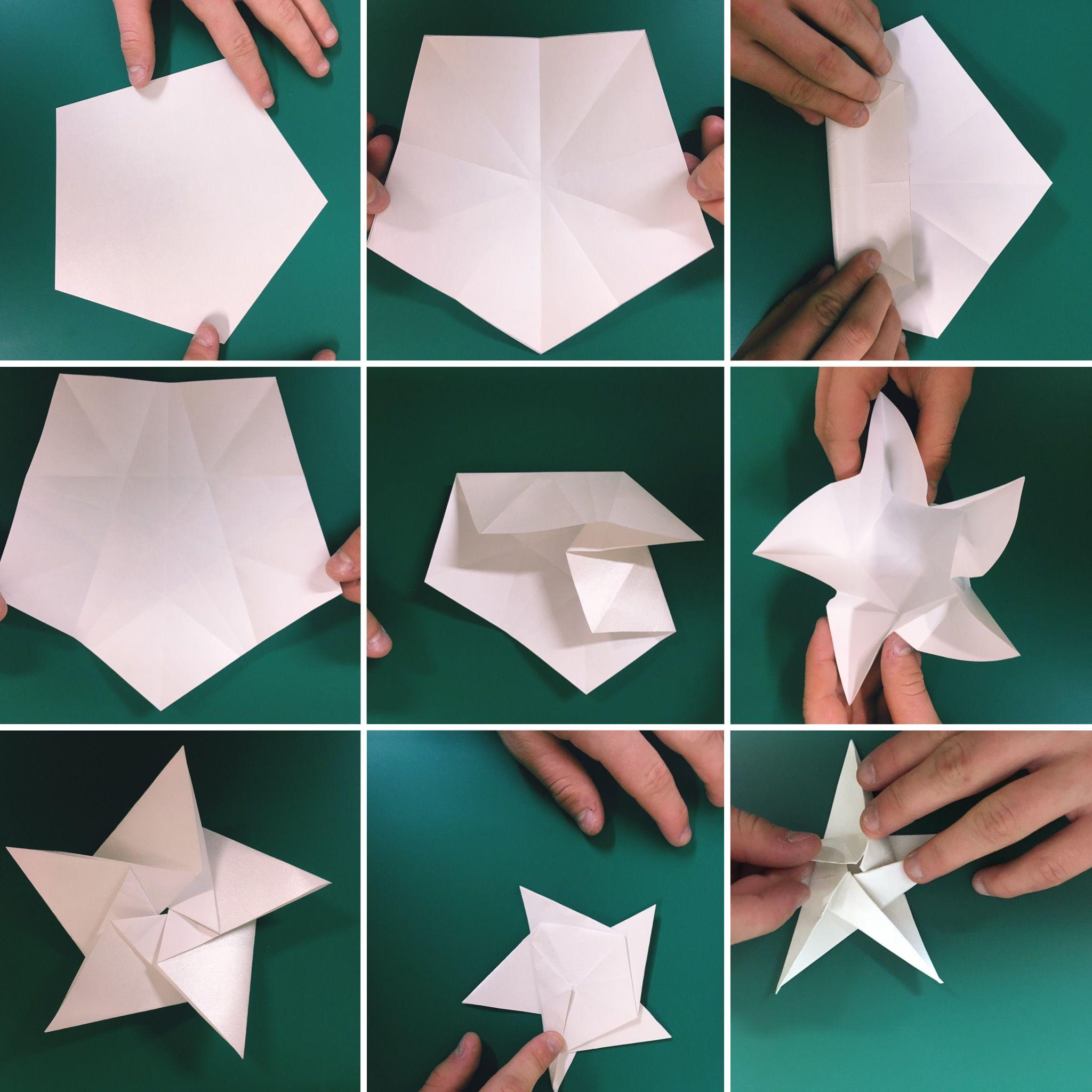 Gwiazda Origami Origami Craft Fairs Crafts