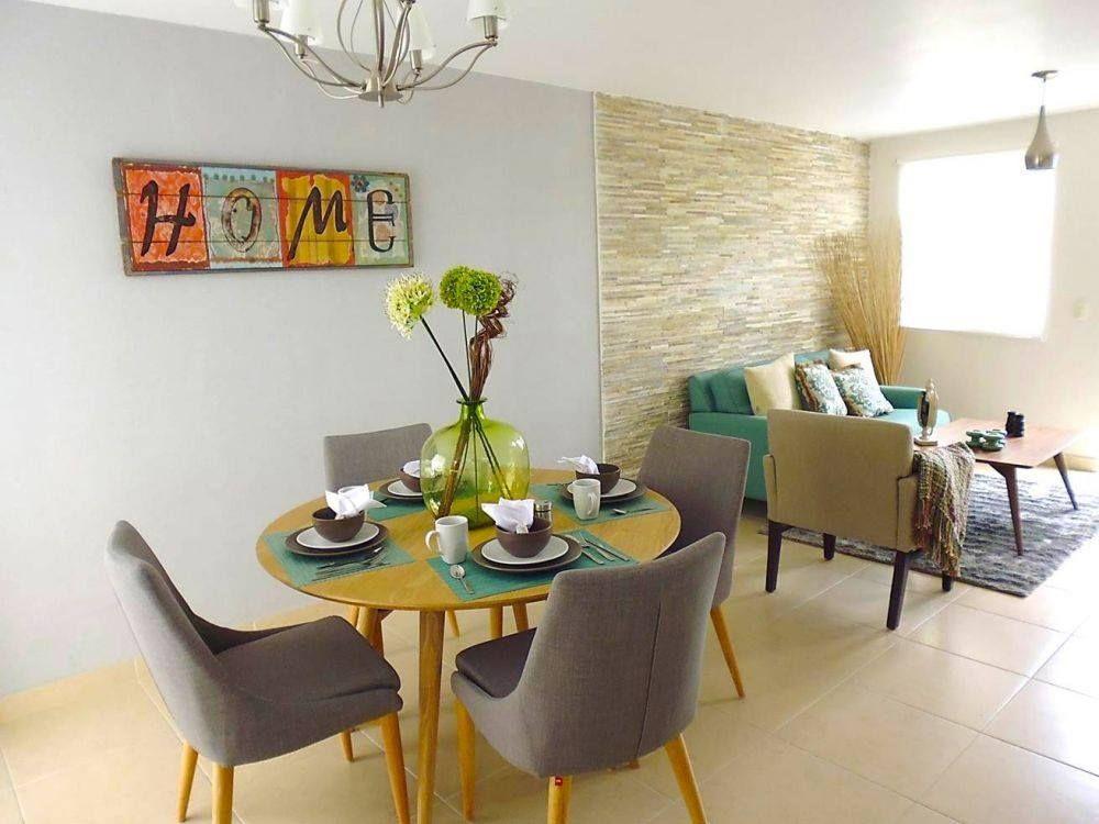 10 Ideas Para Integrar La Sala Y El Comedor De Manera Genial Y Con Mucho Estil Como Decorar Mi Casa Muebles Para Casas Pequenas Decoracion Sala Comedor Pequeno