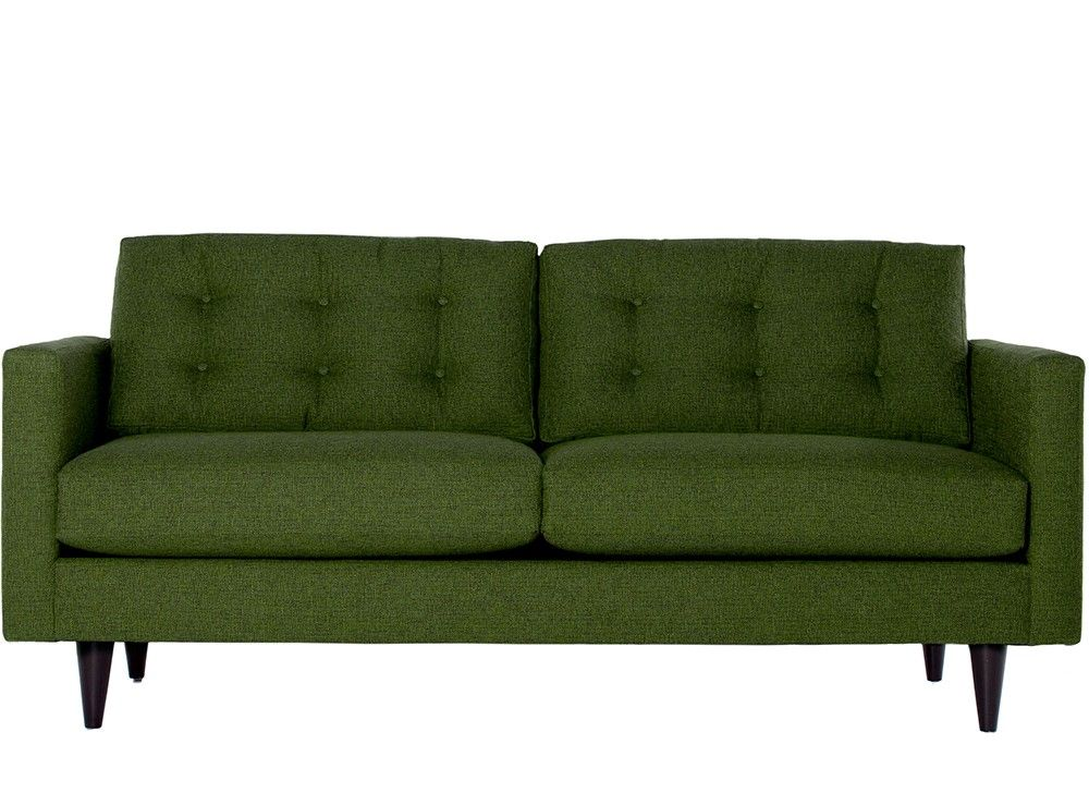 The Logan Apt Size Sofa From Kyle Schuneman Choice Of Fabrics