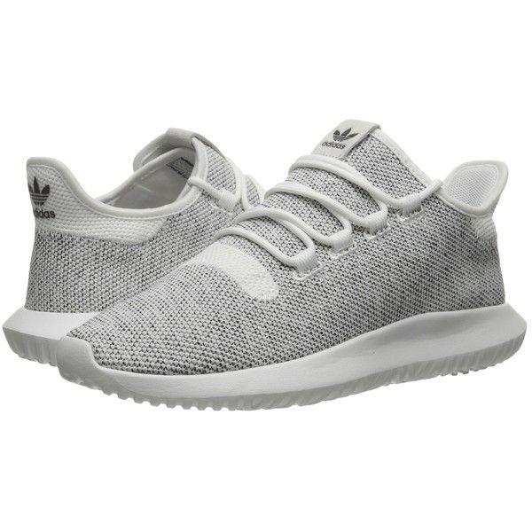adidas Originals Tubular Shadow Knit (Pearl Grey Light Grey Heather... ( 958cdcdd5