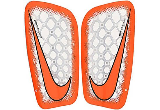Nike Mercurial Flylite Shin Guards. Hot stuff at SoccerPro right now.