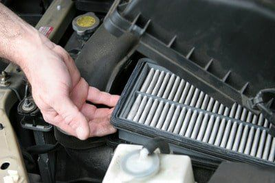 How To Change Your Air Filter The Art Of Manliness Car Air Filter Car Maintenance Air Filter