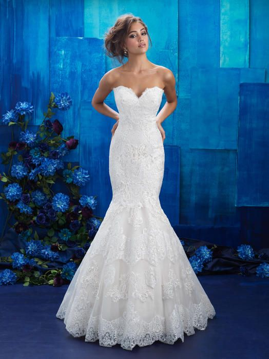 Allure Bridals 9407 Allure Bridal Best Bridal, Prom, and Pageant ...