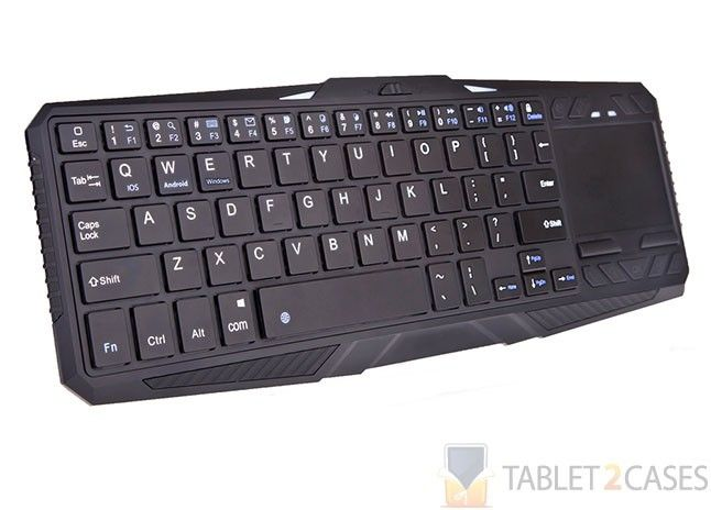 d3e2bb43f4b Cooper Touchpad K5000 Universal Bluetooth Keyboard Dock for Tablets ...