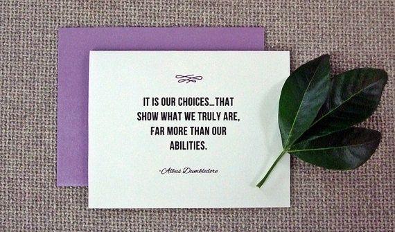 Pin By Alyssa Gossen On Words Harry Potter Quotes Inspirational Senior Quotes Inspirational Cards