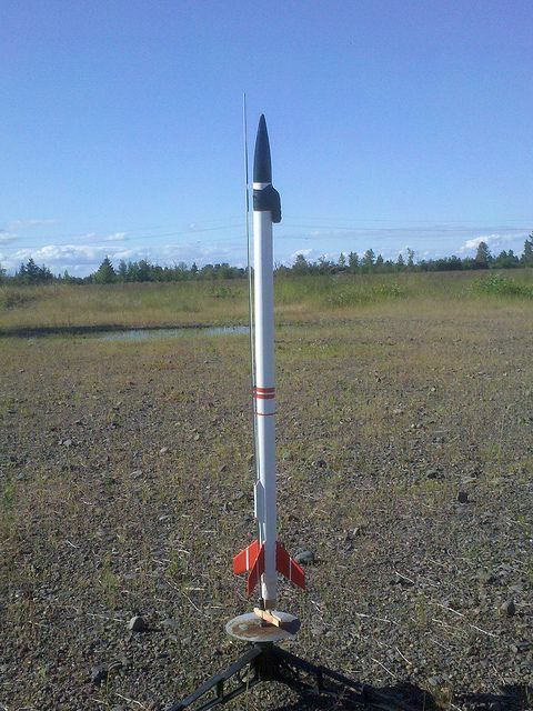 Apogee Aspire Rocket by Estimado, via Flickr