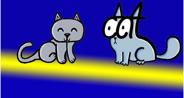 تعلم رسم قطة من كلمة Cat تعلم الرسم Cats Vault Boy Fictional Characters