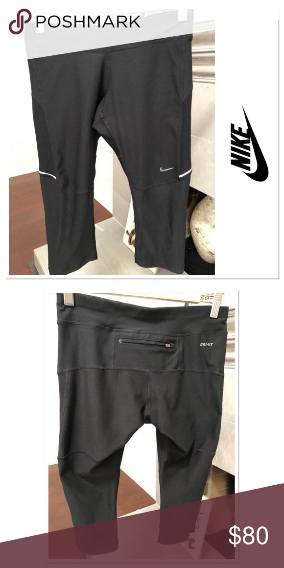 Nike Running Dri-Fit Capri No mesh
