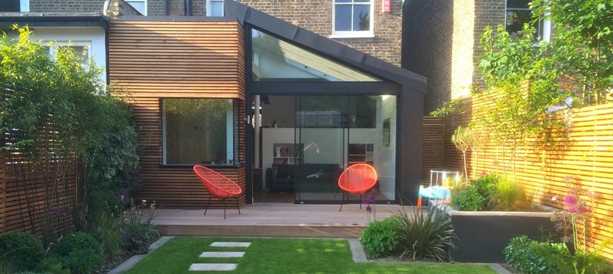 Case Study - Garden feels like home with Western Red Cedar and Ipe