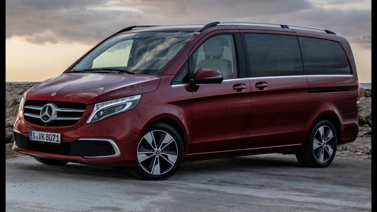 9 Mercedes V Class Vip Klassen Performance And New Engine