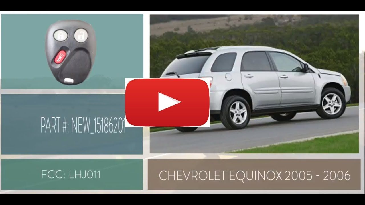 how to change battery in key fob chevy