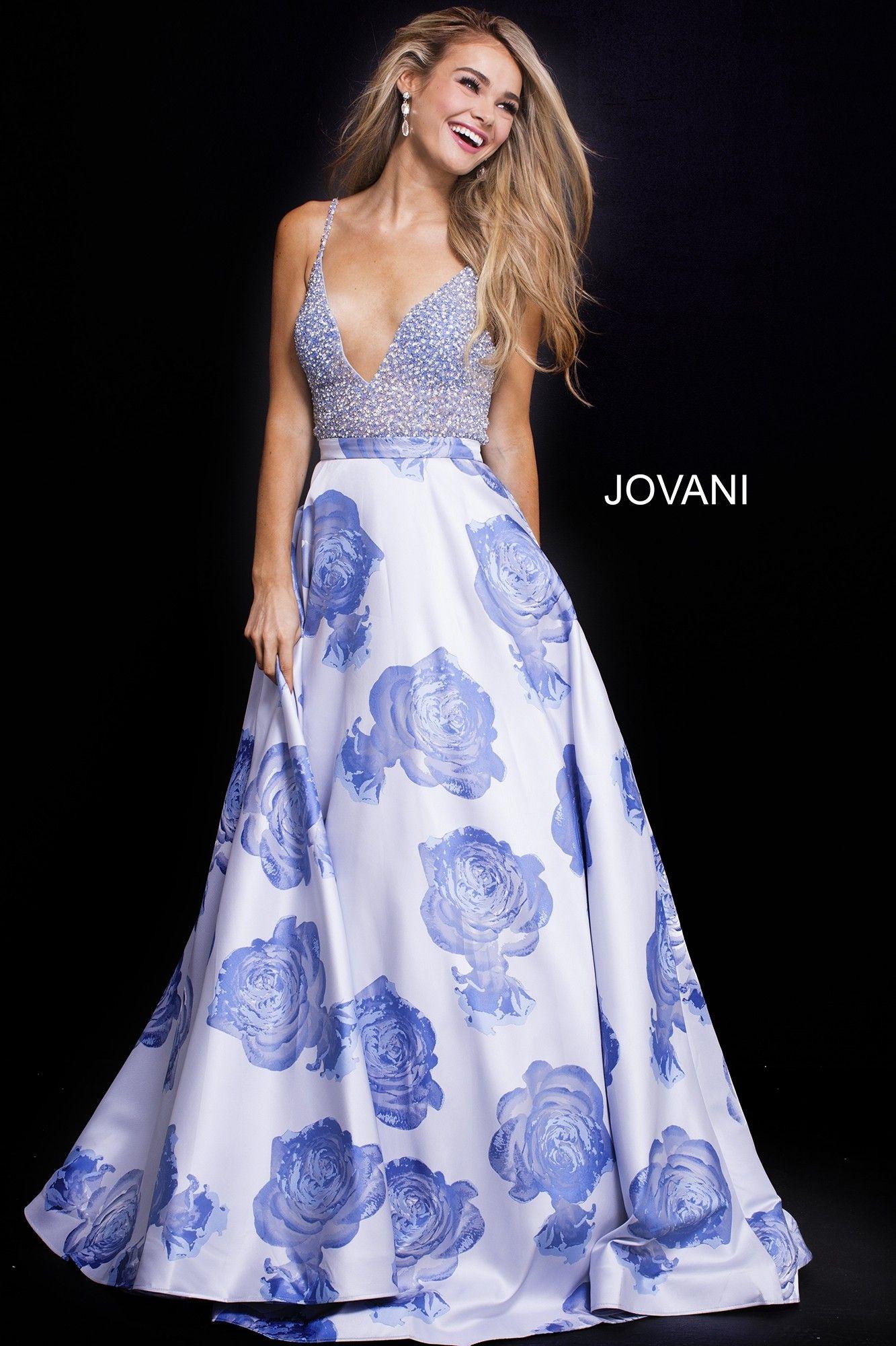 Jovani Dress with Bra