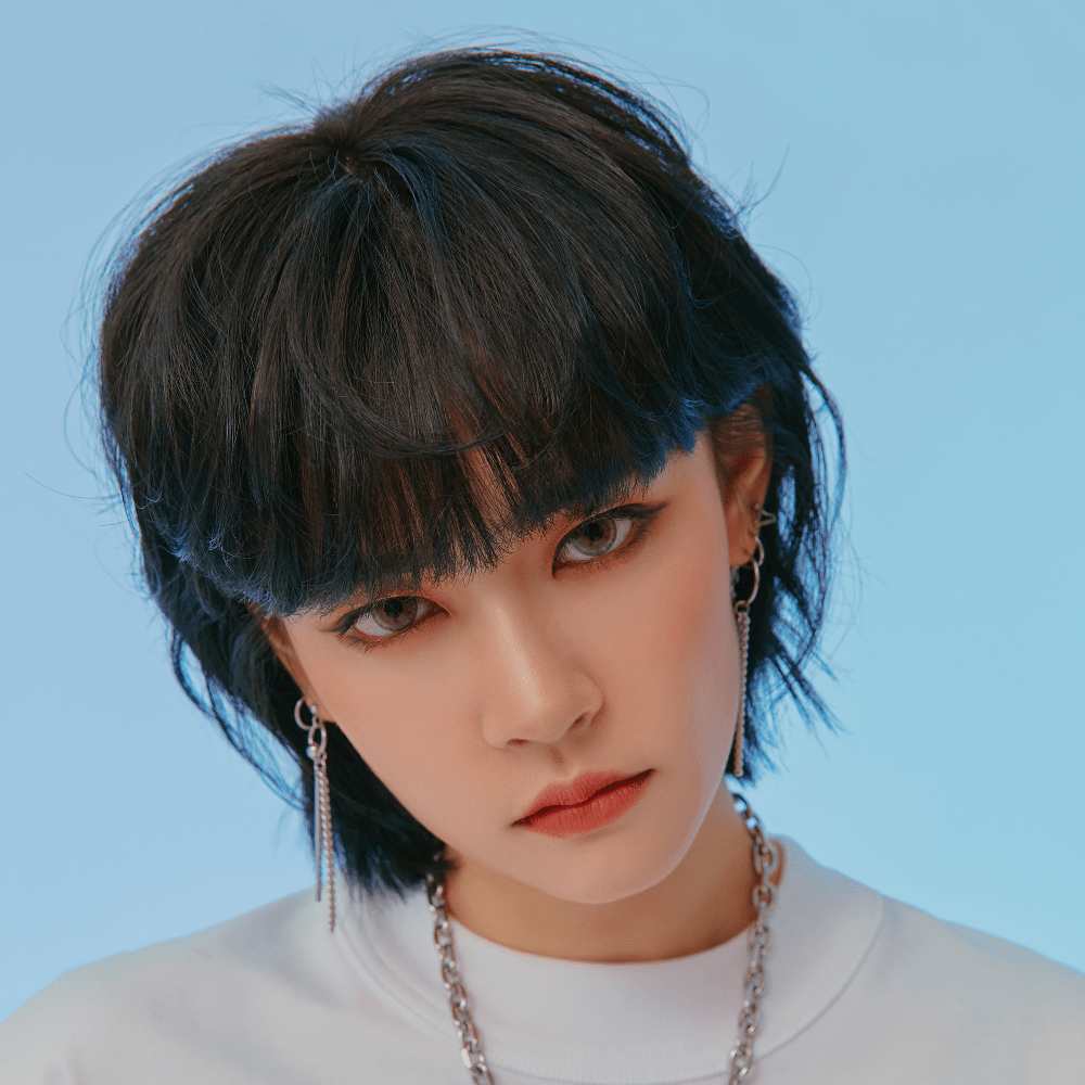 Pin By Hallyumusic On Kpop In 2020 Punk Hair Mullet Hairstyle Aesthetic Hair
