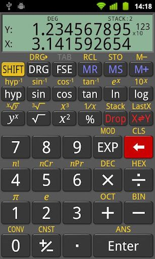 Android App Add Scientific Calculator To Your Android Phone With