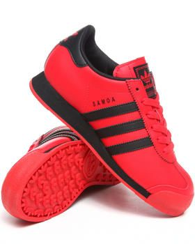best service d3b44 f8e8c Nice red Adidas shoes
