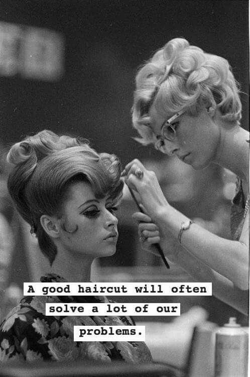 NEVER GIVE UP ON A GOOD STYLIST, ANYWHERE SHE GOES, YOU GO W/ HER!! YOU WILL ALWAYS LOOK YOUR BEST!