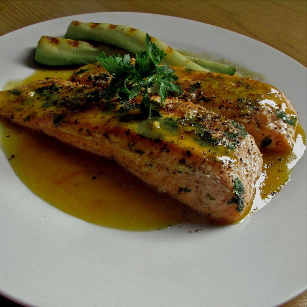 Salmon recipes, Grilled salmon recipes, Restaurant recipes