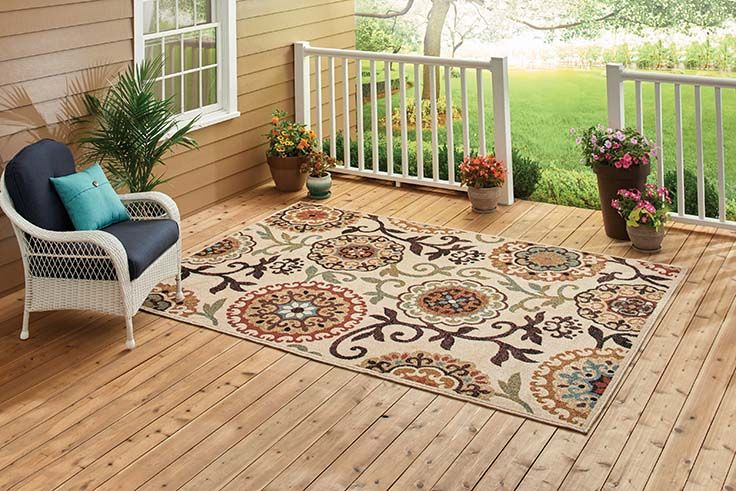 Better Homes And Gardens Floral Suzani Outdoor Rug Welcome To My