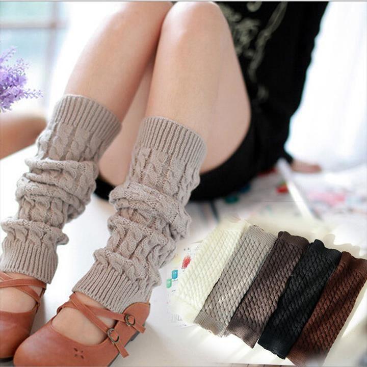 72 Adorable Crochet Winter Leg Warmer Ideas | Lo hice y Mejores