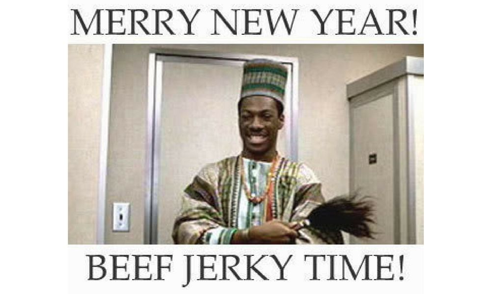 Funniest Memes Of All Time 2017 : Merry new year it's beef jerky time! happy new year 2017 beef
