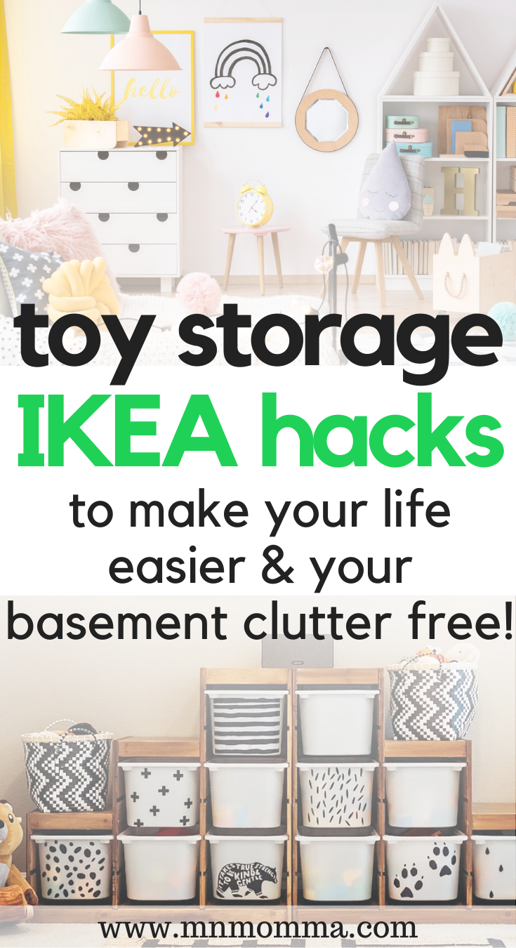 17 Ikea Toy Storage Hacks To Make Your Home Beautiful Again With Images Ikea Toy Storage Ikea Toys Toy Storage Organization