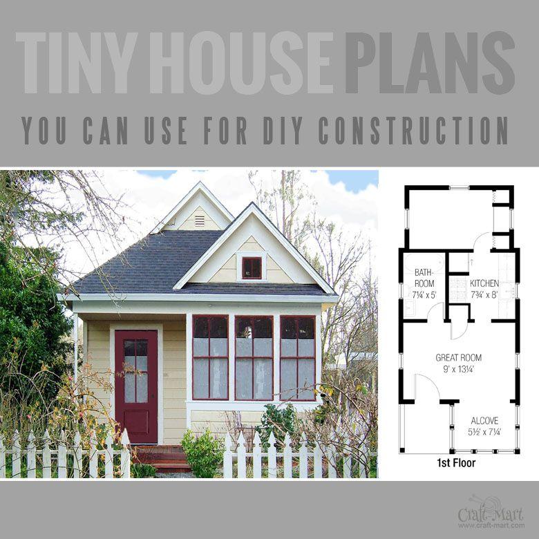 27 Adorable Free Tiny House Floor Plans Tiny House Floor Plans Tiny House Plans Tiny House Plan