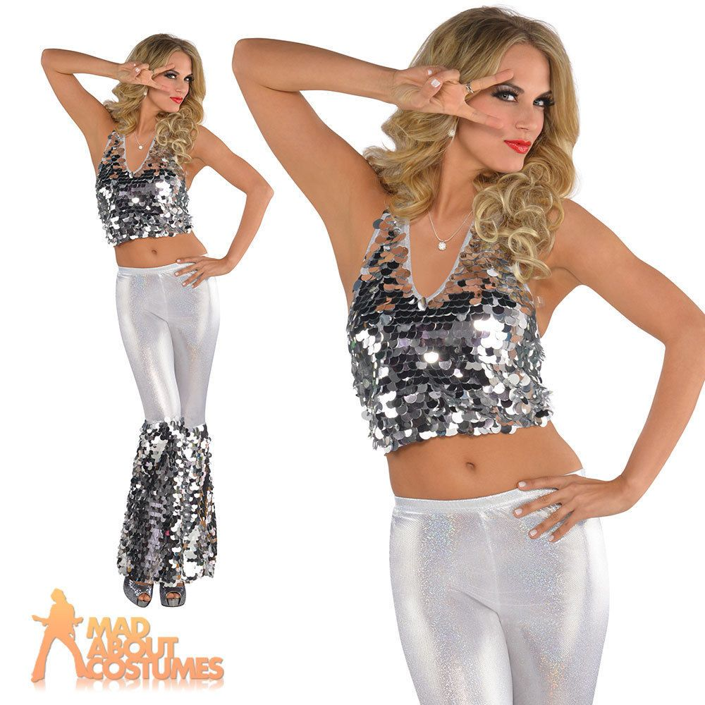 Disco outfit for ladies