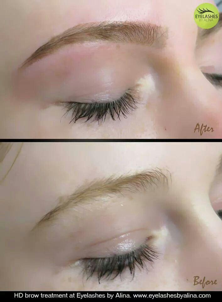 Hd Brows At Eyelashes By Alina Eyelashesbyalina Eyebrows