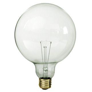 G40 Globe Incandescent Light Bulb 40w 130v Halco 5203 Globe Light Bulbs Bulb Globe Bulb