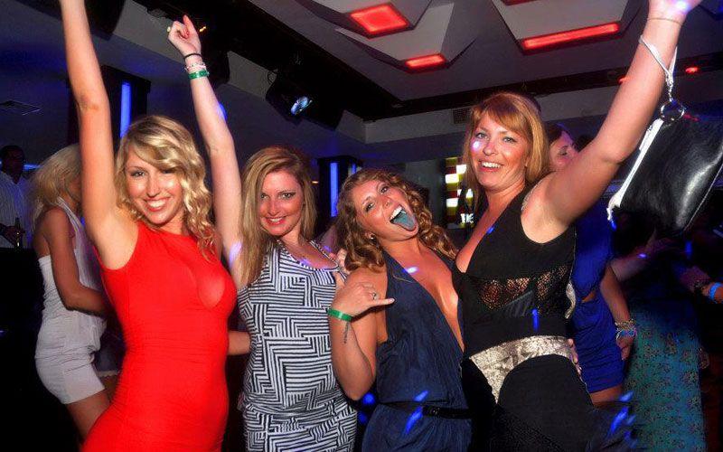 punta cana nightlife girls