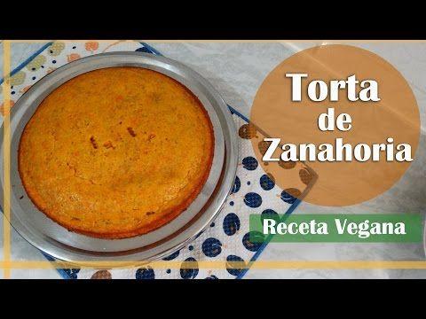 Torta de zanahoria y especias con crema de queso - YouTube