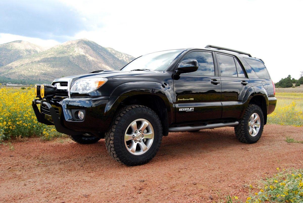 Toyota 4runner lift kit
