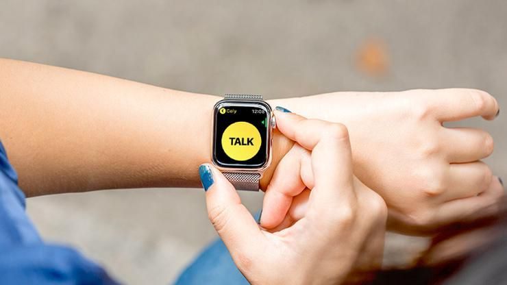 How to Use the WalkieTalkie App on Apple Watch Apple