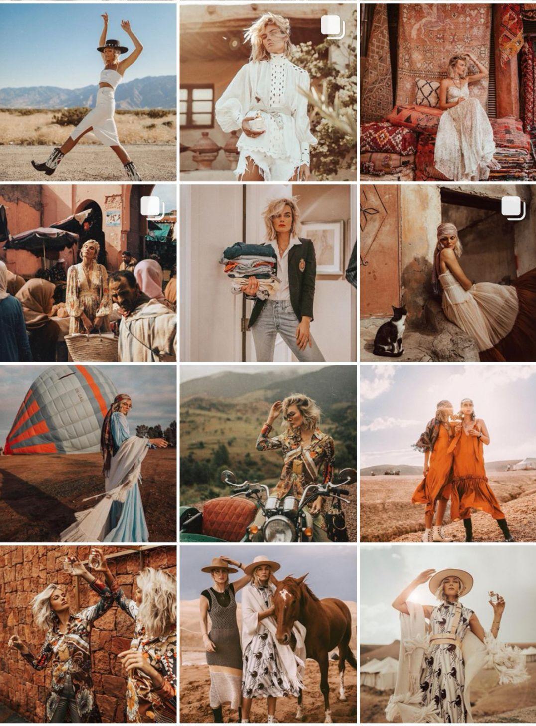 How To Create Vintage Instagram Theme Free Lightroom Preset Vintage Instagram Vintage Lightroom Presets Instagram Theme
